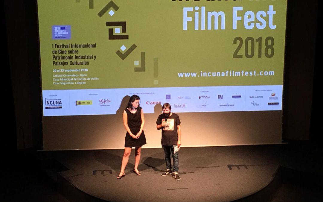 Clausura de la primera edición de INCUNA IFF