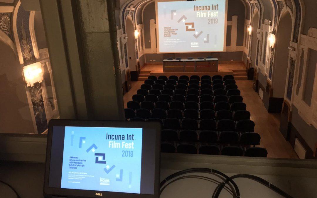 Incuna Film Fest con los estudiantes del IES Fernández Vallín de Gijón