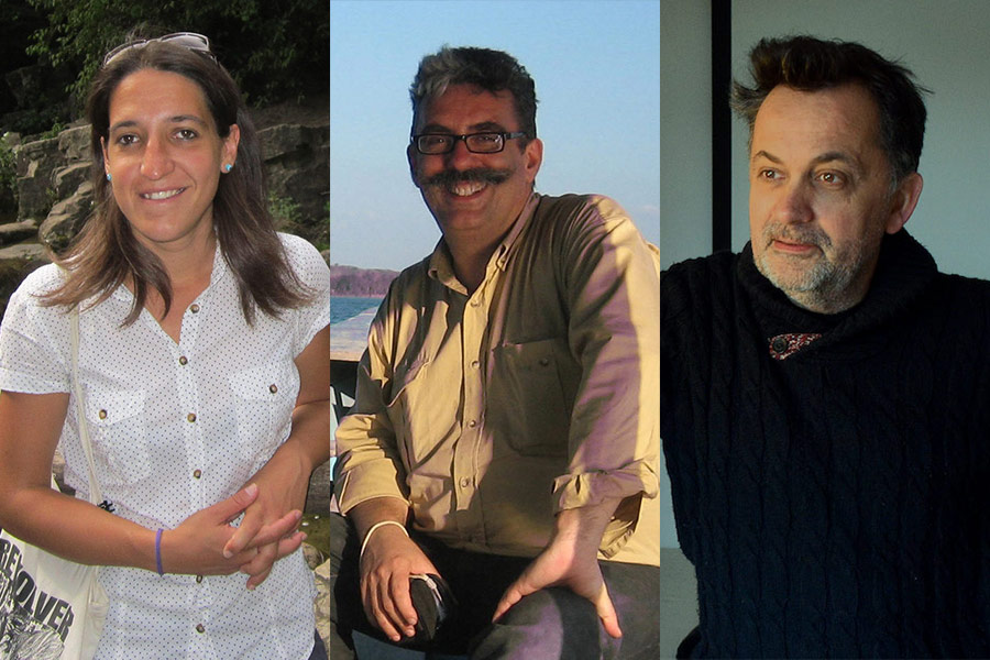 El jurado de la sección oficial está formado por el director de cine José Antonio Quirós, el profesor y arquitecto Fernando Vela Cossío y Celia Martínez García, fundadora y CEO de www.berlinfilm.es