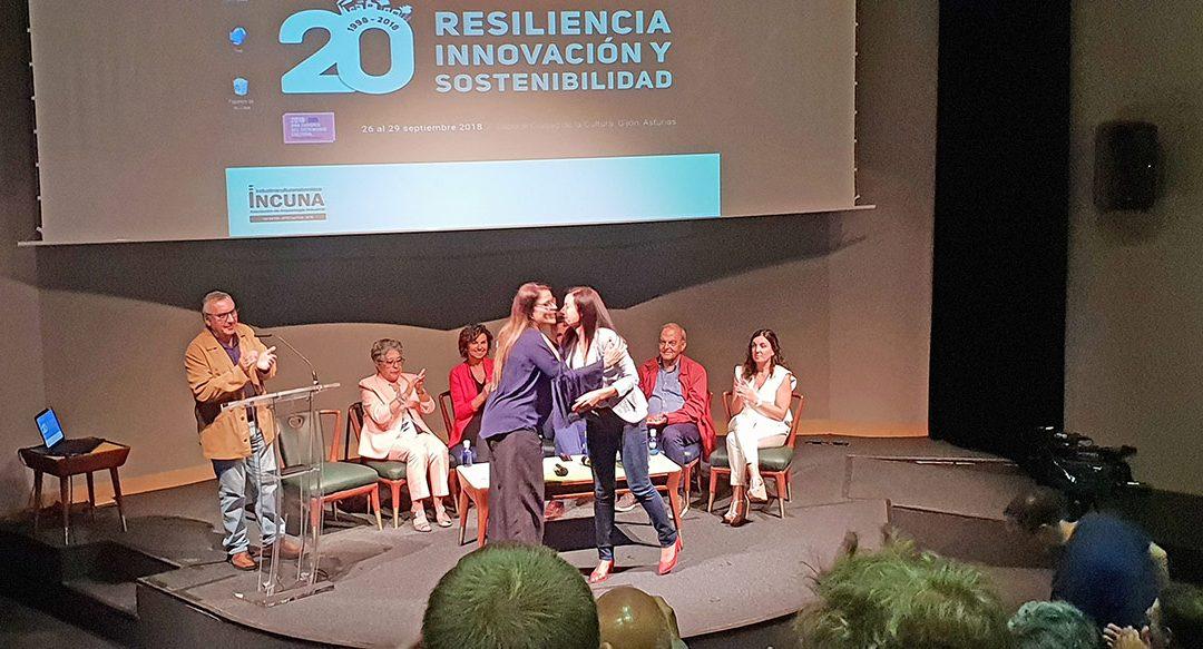 Las XX Jornadas de INCUNA acogen la entrega de premios del INCUNA IFF